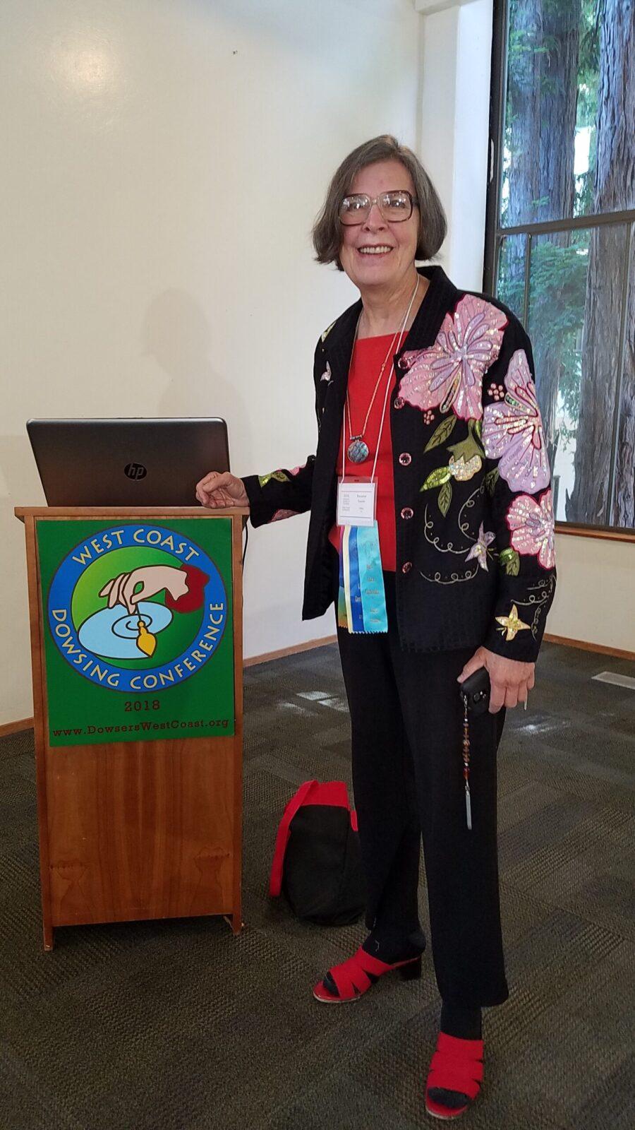 Roxanne Louise, Past ASD President