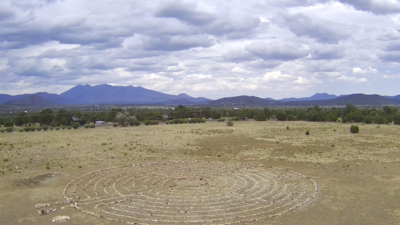 Chartres Labyrinth Field Trip in Flagstaff (To Be Announced at Conference)